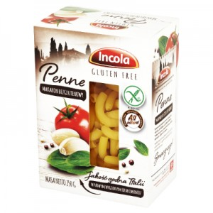 Makaron bezglutenowy penne 250g - INCOLA