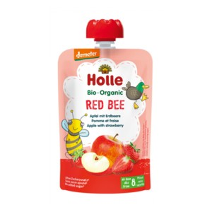 Mus Red Bee BIO 100 g - Holle